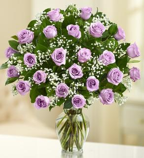Ultimate Elegance™  Long Stem Purple Roses